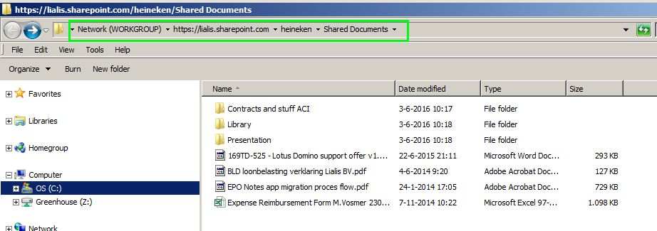 migration sharepoint connections2