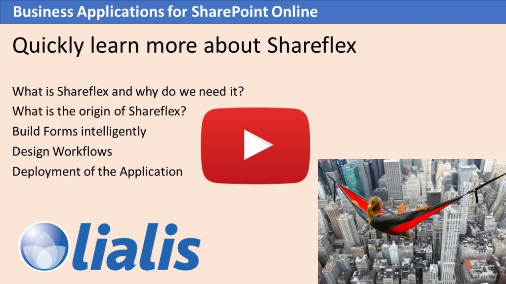 Quickly learn about Shareflex